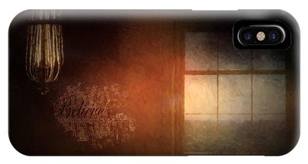 Window Art IPhone Case