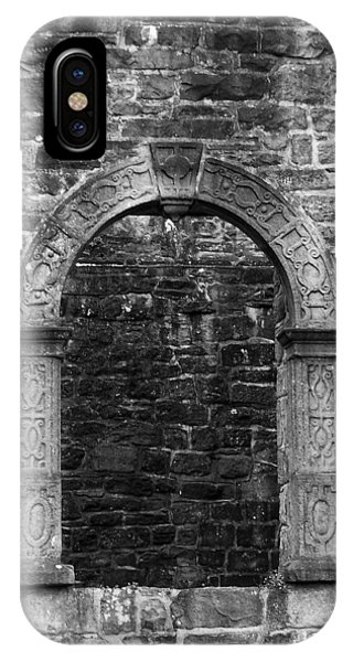 Window At Donegal Castle Ireland IPhone Case