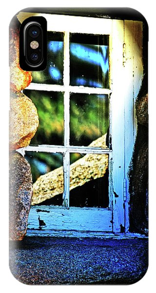 Window In Rock IPhone Case
