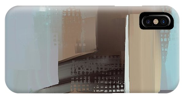 IPhone Case featuring the mixed media Window Morning View by Eduardo Tavares