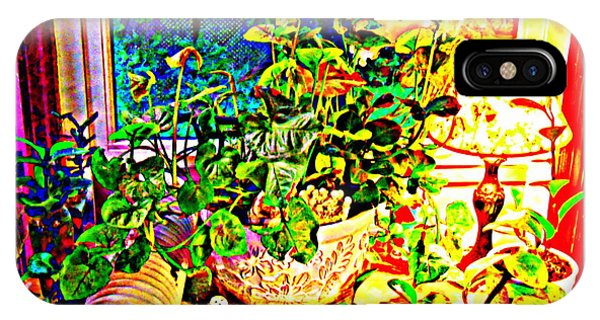 Window Plant IPhone Case