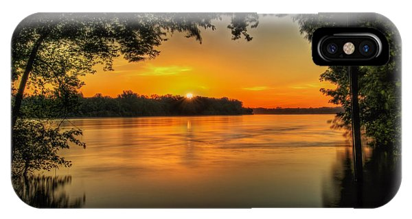 Window To The River IPhone Case