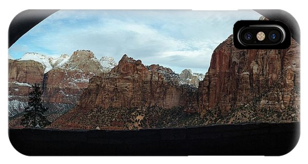 Window To Zion IPhone Case