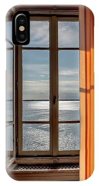 Window With A View IPhone Case