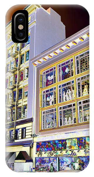 Windows On Exibition IPhone Case