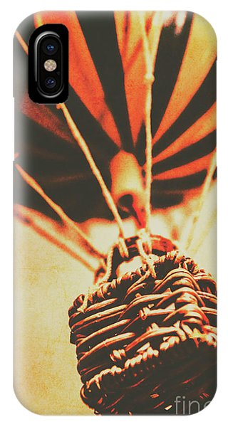 Winds Of Old Travel  IPhone Case