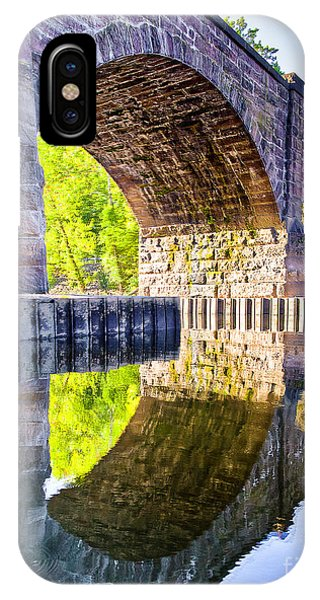 Windsor Rail Bridge IPhone Case