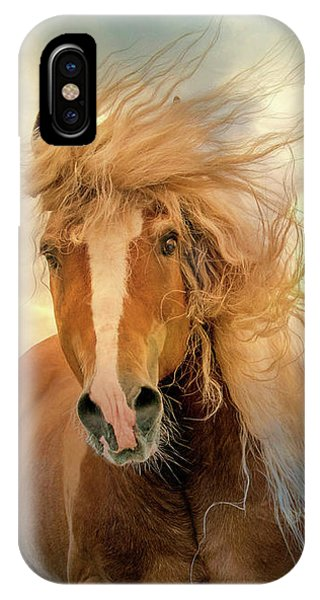 Windswept IPhone Case