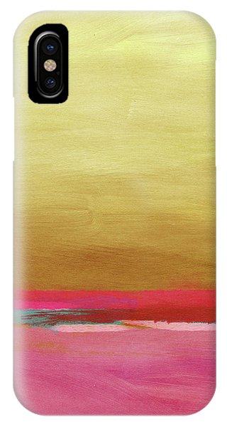 Wood iPhone Case - Windswept Sunrise- Art By Linda Woods by Linda Woods