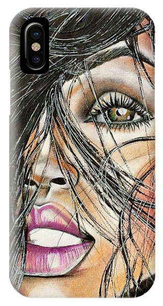 iPhone Case - Windy Daze by Artist RiA