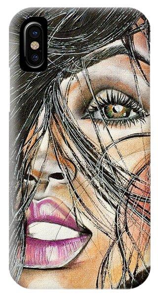 iPhone Case - Windy Daze by Artist RiA