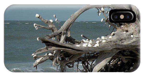 Windy Sea Phone Case by Rosalie Scanlon
