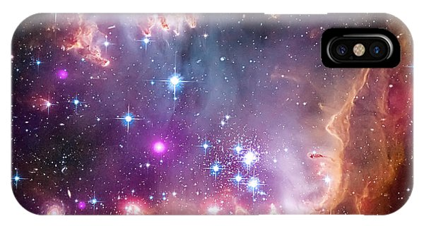 Wing Of The Small Magellanic Cloud IPhone Case