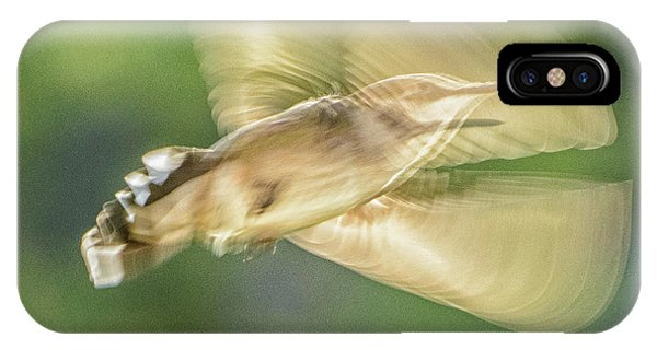 Wing Shadow IPhone Case