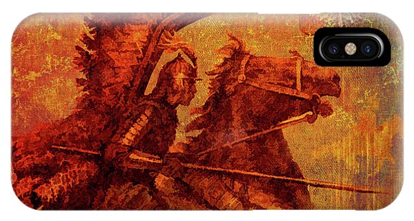Winged Hussar 2016 IPhone Case
