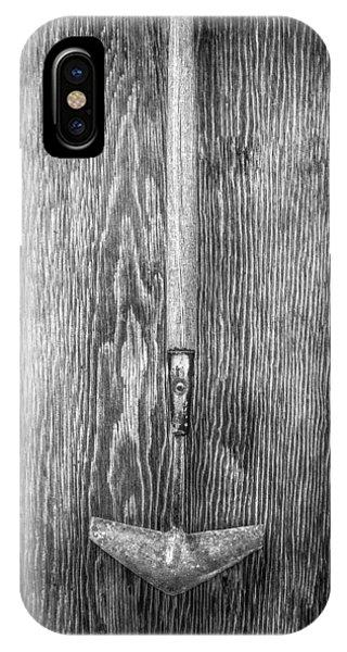Farm Tool iPhone Case - Winged Weeder II by YoPedro