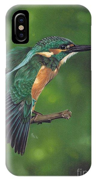 Winging It IPhone Case