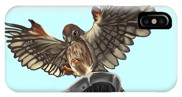 Wings. II IPhone Case