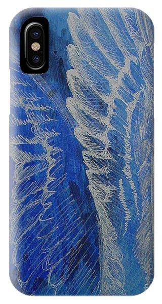 Wings Of Angel IPhone Case