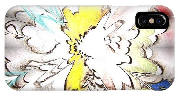 Wings Of Dreams IPhone Case
