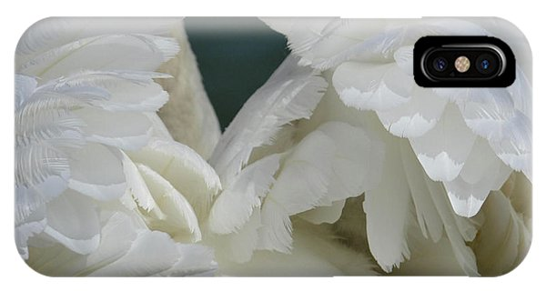 Wings Of White IPhone Case
