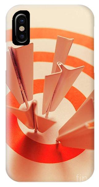 Achievement iPhone Case - Winning Strategy by Jorgo Photography - Wall Art Gallery