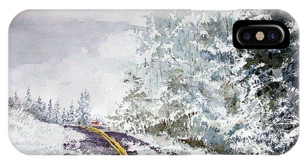 Winter 113015 IPhone Case