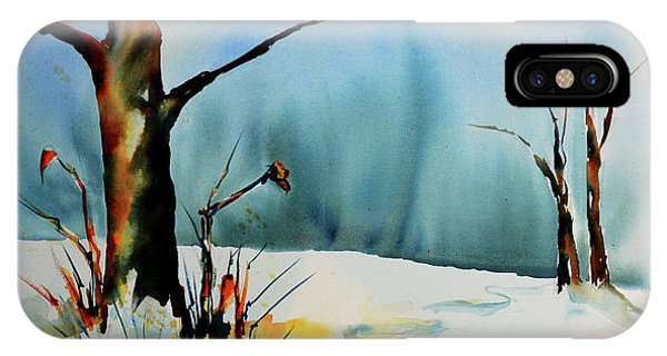 December River IPhone Case