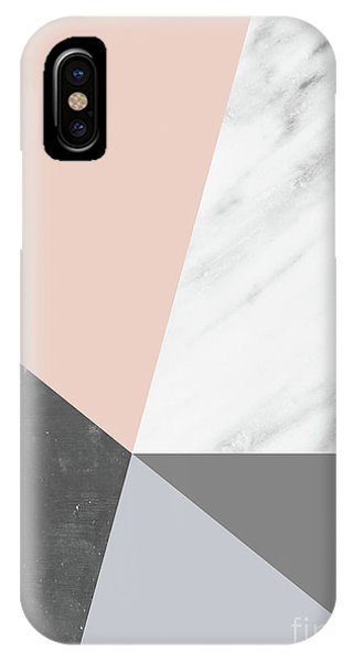 Winter Colors Collage IPhone Case