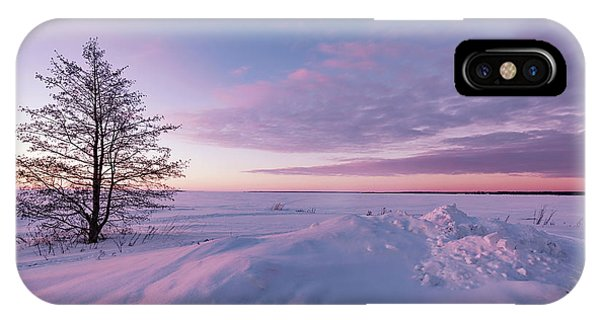 Winter Dreams IPhone Case