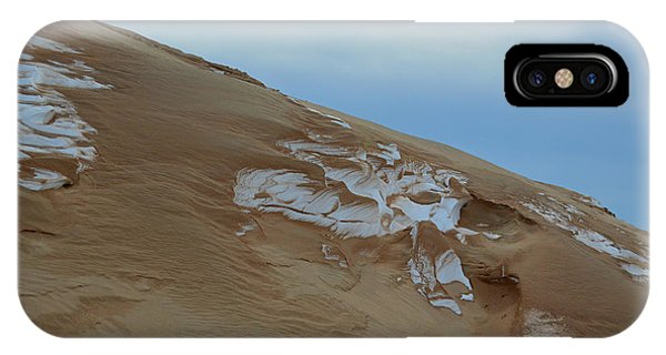 Winter Dune IPhone Case