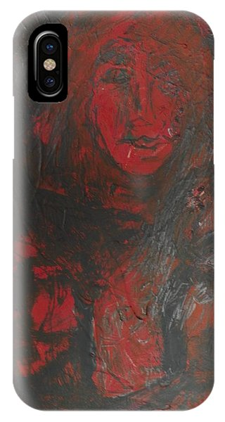 Winter Fire IPhone Case