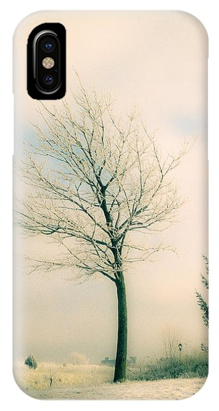 Winter Freeze IPhone Case