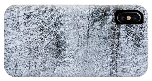 Winter Glow- IPhone Case