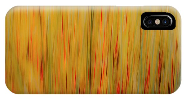 Winter Grasses #1 IPhone Case