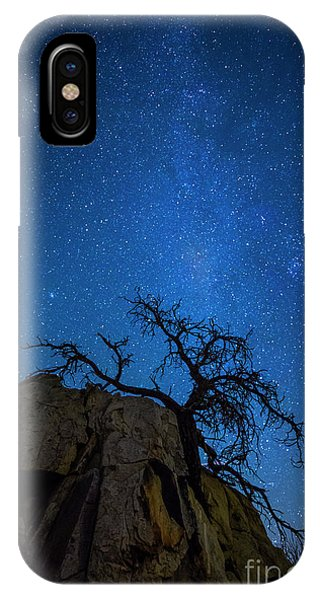 Winter In The Desert IPhone Case