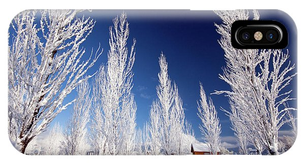 Winter Landscape IPhone Case