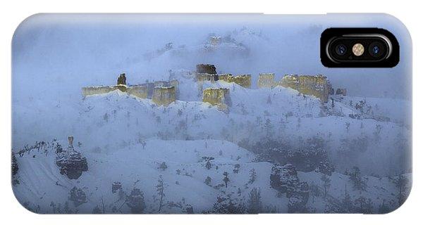 Winter Mirage IPhone Case