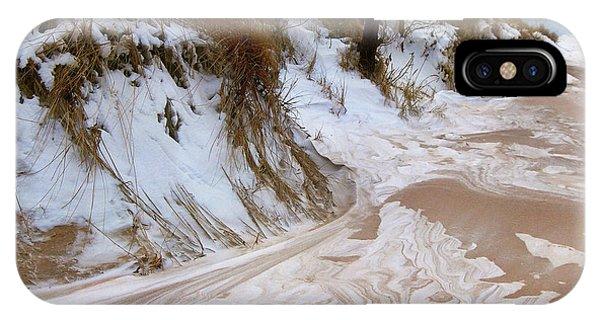 Winter Paints IPhone Case
