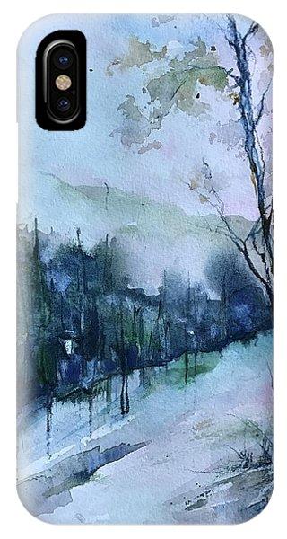 Winter Paradise IPhone Case