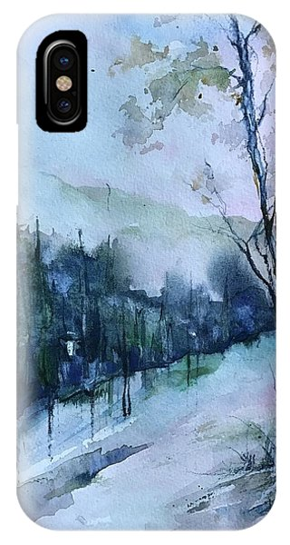 Winter Paradise IPhone Case
