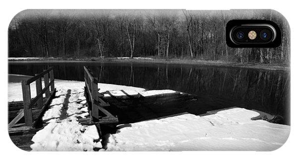 Winter Park 2 IPhone Case
