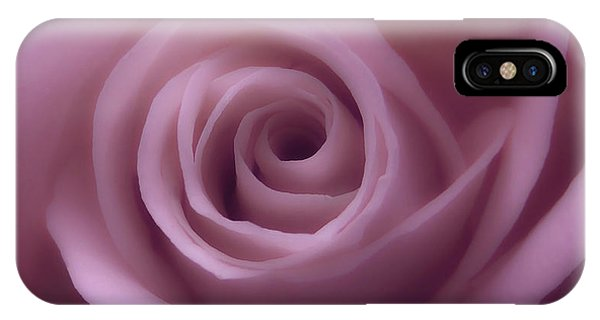 Winter Rose 7 IPhone Case