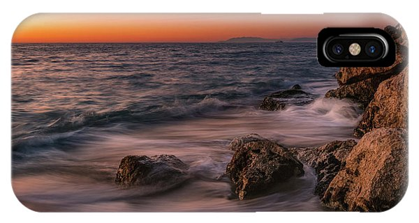Winter Sea IPhone Case