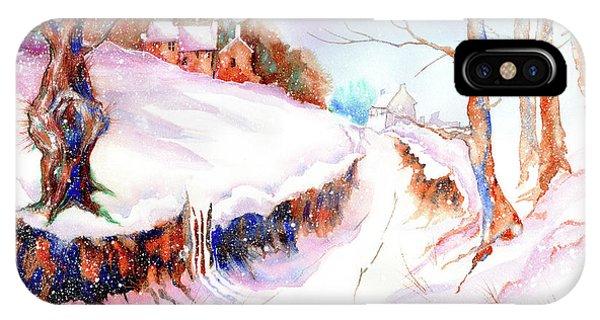 Winter Snow IPhone Case