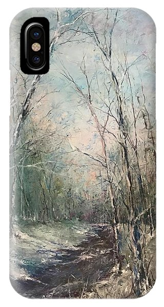 Winter Sojourn IPhone Case