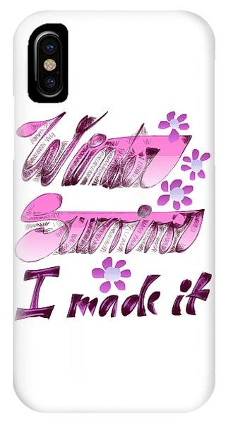 iPhone Case - Winter Survivor by Ivana Westin