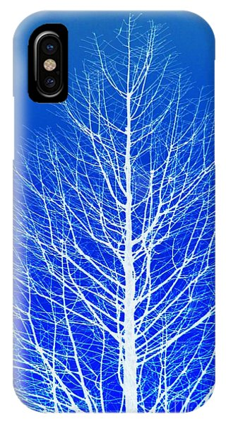 Winter Tree IPhone Case