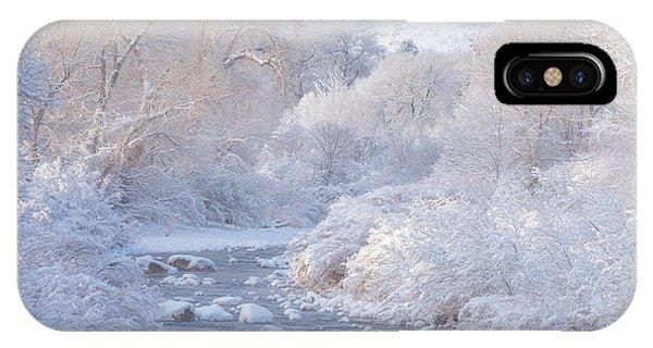 Winter Wonderland - Colorado IPhone Case