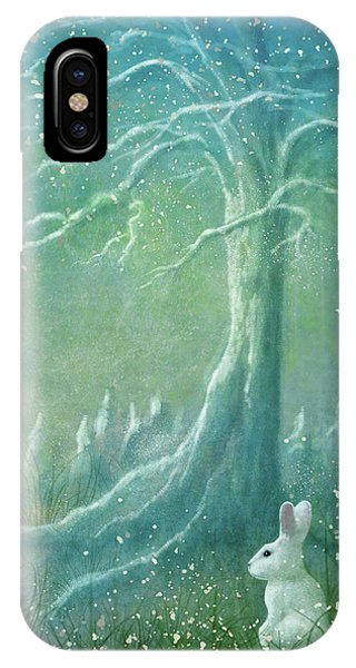 Winters Coming IPhone Case
